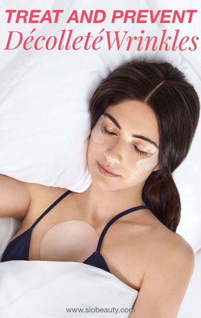 How to get rid of chest wrinkles – Deep cleavage wrinkles, brown sun spots, thinning, red skin, and crepey skin, wrinkling on the upper chest can be prevented through a combination of awareness, self-care and treatments – Prevent and treat decollete wrinkles. #siobeauty #skincaretips #chestwrinkles #skincareproducts #howtobeauty #antiagingtips #decollete #AgeSpotsOnArms
