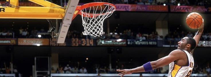 Kobe #Basketball #NBA #FinishLine