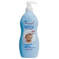 Babydream - Kopf-bis-Fuß Waschgel mit Panthenol