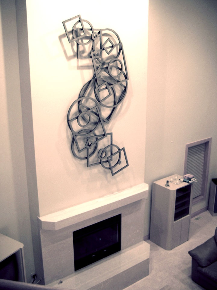 Fireplace Design fireplace art : 42 best Art above the fireplace images on Pinterest