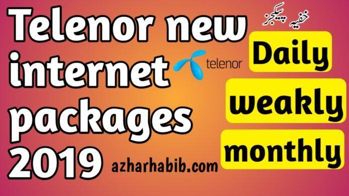Telenor Telenorpackages Telenorinternetpackages