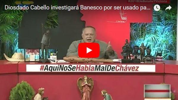 """Banesco será """"Nacionalizado"""" por el régimen de Maduro"""