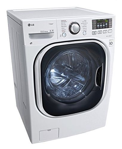 LG WM3997HWA Steam Cycle Electric Washer/Dryer Combo Review