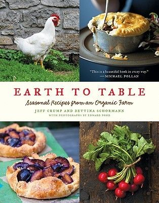 Some great recipes in this book and beautiful pictures! The recipes are divided by season, depending on ingredients that are good and fresh during each season of the year