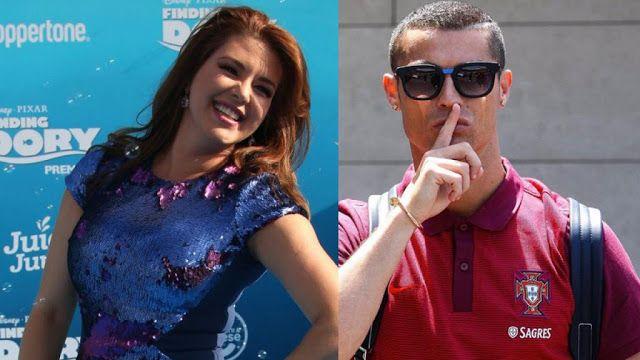 Alicia Machado criticó a Cristiano Ronaldo por ser nacido en Brasil - WTF