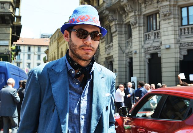 Tommy Ton's Street Style: Milan