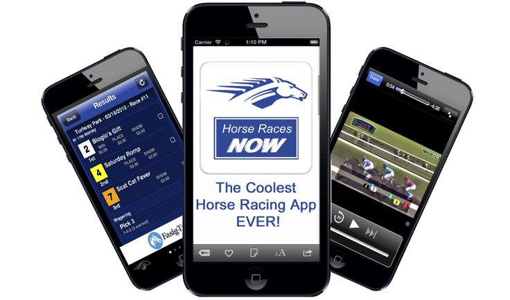 The Coolest Horse Racing AppEVER Never Miss a Race Again! Experience the excitement of live horse racing and race replays on your iPhone, iPad or Ipod touch device, wherever you are. Never miss a race again – it's like having … Continue reading →