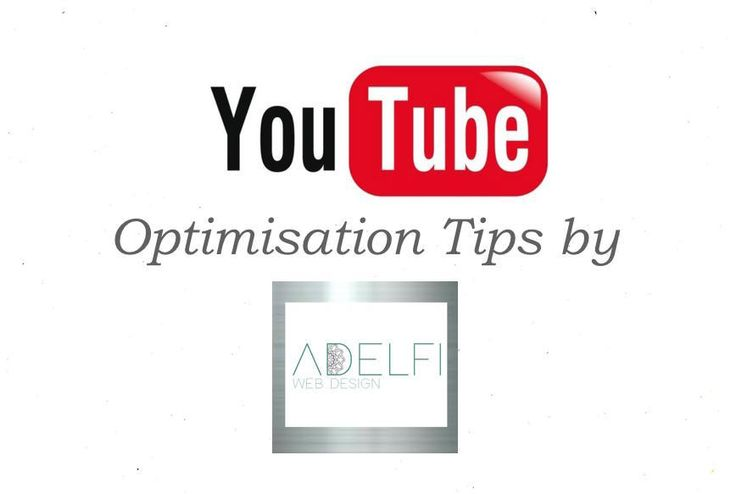 Our Weekly #blog Seven Tips for #Optimising your #Youtube #channel http://adelfiwebdesign.com/blog/youtube-optimisation-for-business … #HappyFriday