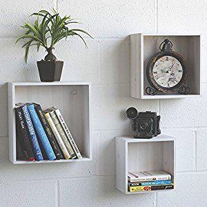 1000 Ideas About Cube Wall Shelf On Pinterest Wooden