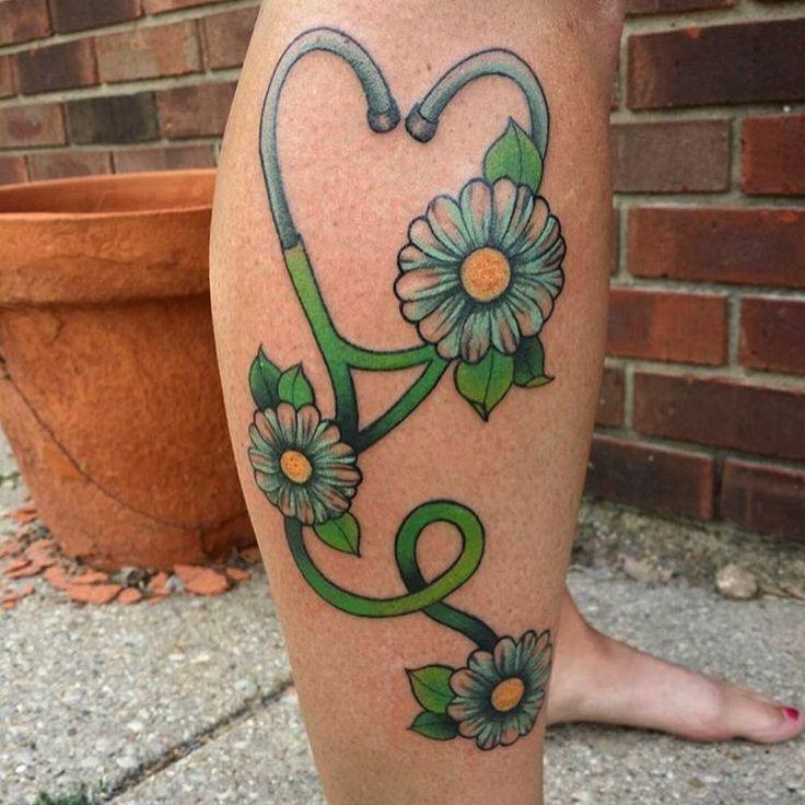 Best 25+ Nurse Tattoos Ideas On Pinterest