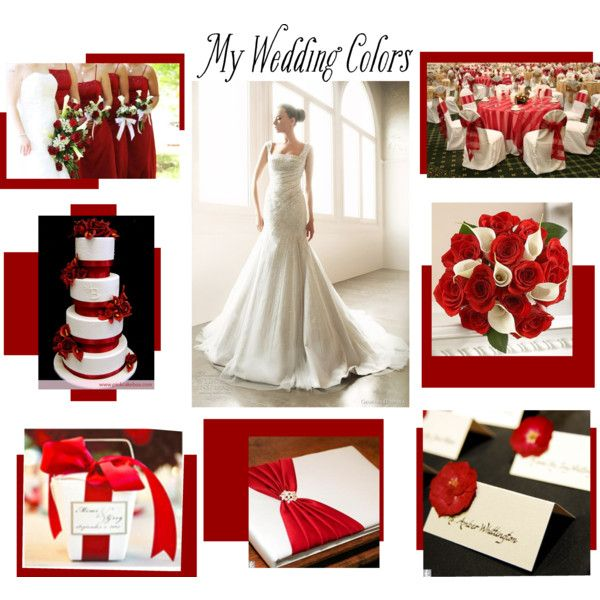 """""""My Wedding Colors"""" by sexyshonda on Polyvore"""