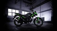 Italika 150 SZ  Motor: 4 tiempos, monocilíndrico. 150.06cc  Transmisión: Estándar de 5 velocidades.  #Moto