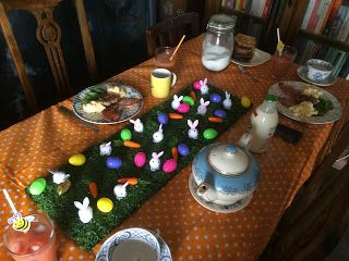Dress your table for Easter
