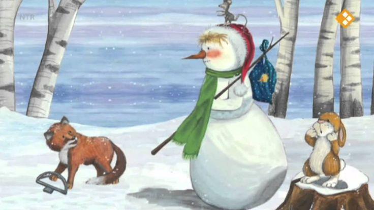 Sneeuwman op zoek naar kerst (digitaal prentenboek)
