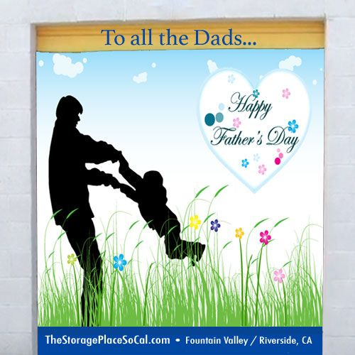 High Quality #TSPHoliday Wishing All The Fathers Out There A Special Fatheru0027s Day! The  Storage Place