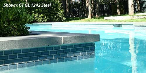 Clic Pool Tile Stone Spotswood New Jersey 1x1 In 2018 Pinterest Tiles Remodel And Swimming