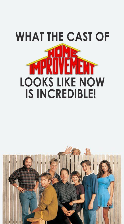 What The Cast Of Home Improvement Looks Like Now Is Incredible! #homeimprovementactor,