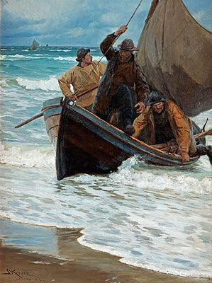 P.S. Krøyer (1851-1909):