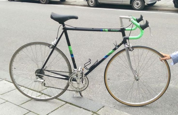 "vintage Rennrad 28"" WINORA New Success - Fahrrad Bike Bici in Berlin…"