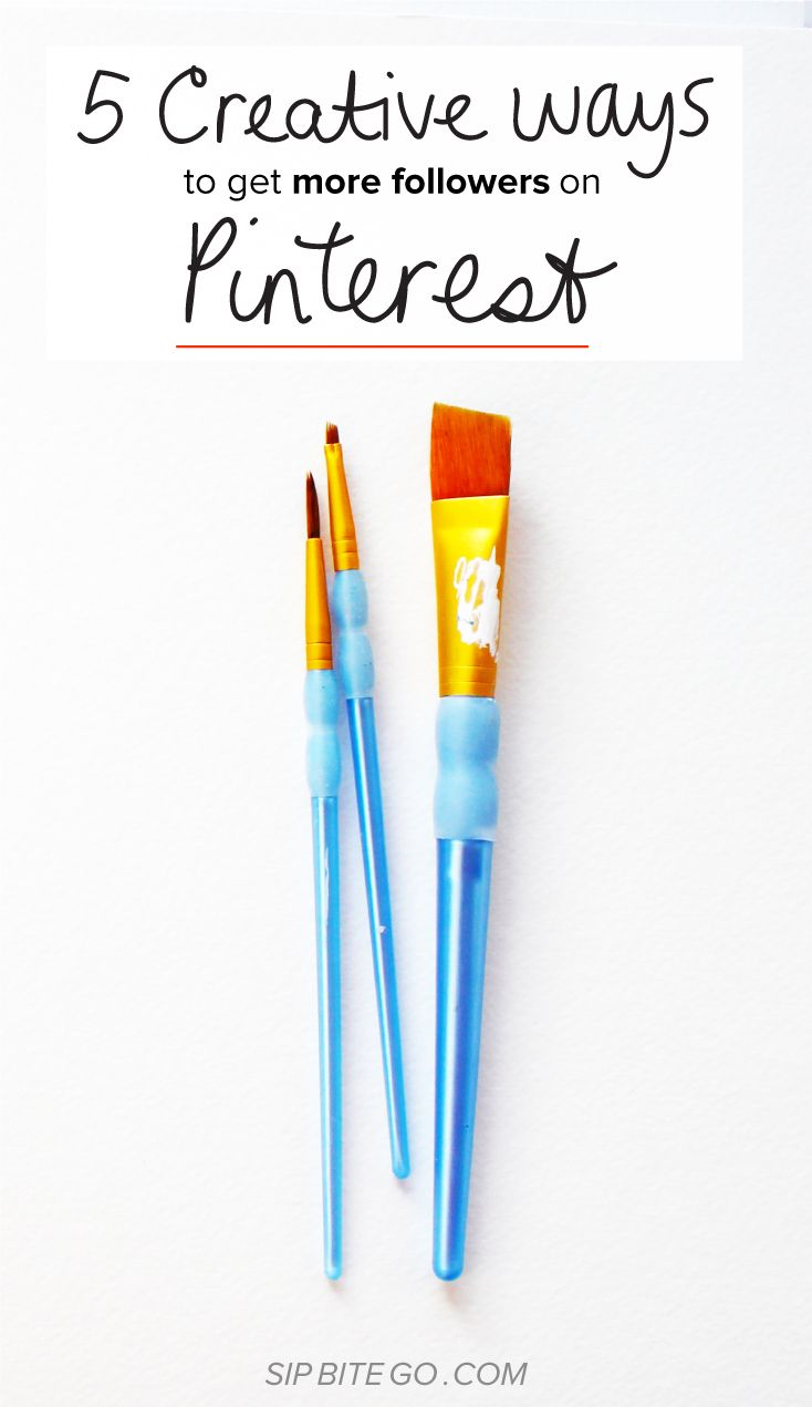 Pinterest TIP: stand out with white space to get more followers   #design #pinterest #tips   LEARN MORE: http://www.sipbitego.com/5-creative-ways-to-grow-pinterest-followers   #Creative #Business #Marketing #SocialMedia #Tips