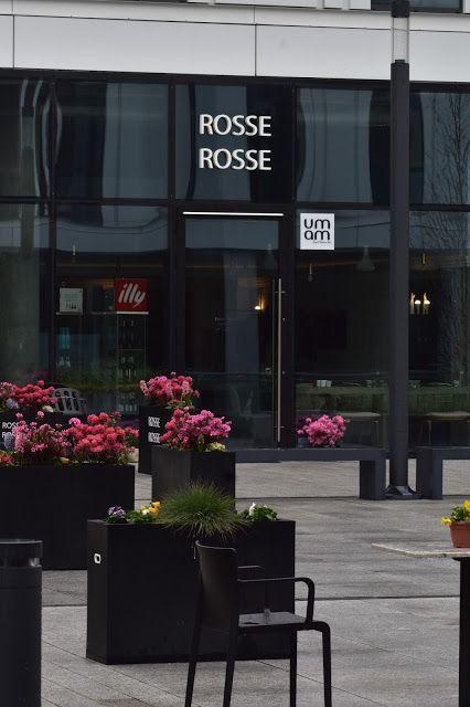 trzy w jednym : #rosse rosse .  kawa w Gdyni cz.1