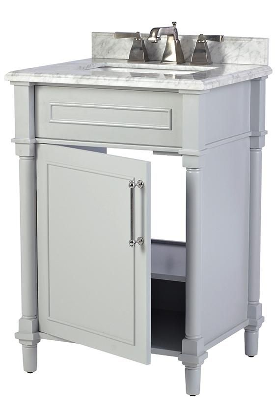 20 Inches Deep Aberdeen 24 Single Vanity Bathroom Pinterest Home Aberdeen And Vanities