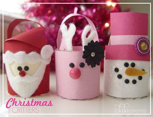 treat bucket ornaments