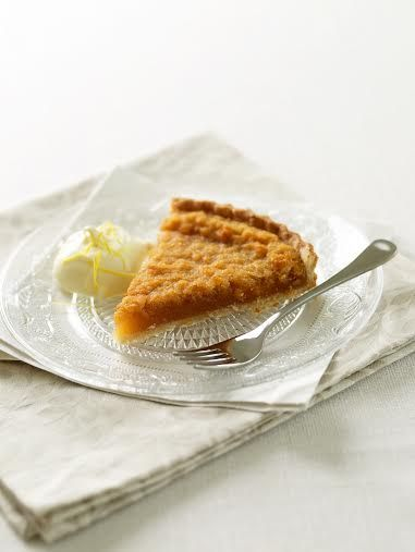 'The Great British Bake Off' Judge Mary Berry's Treacle Tart Recipe #Baking #Recipe