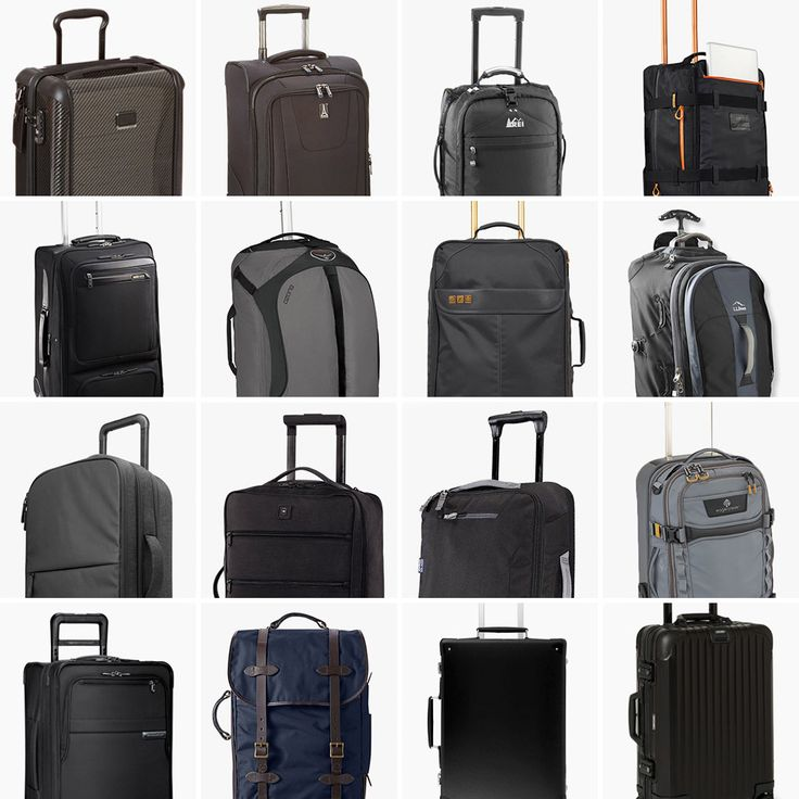 These are the 15 best pieces of rolling luggage that meet airline carry-on standards.