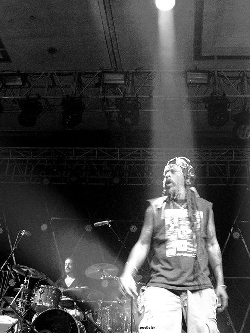 Asian Dub Foundation, Java SoundsFair 2014. (10/24)