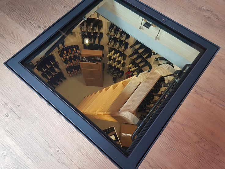 Inground Concrete Wine Cellar Polycave Spiral Wine Cellar