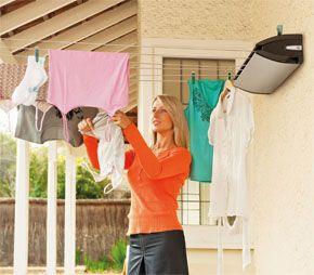 Hills Extenda 6 Retractable Washing Line