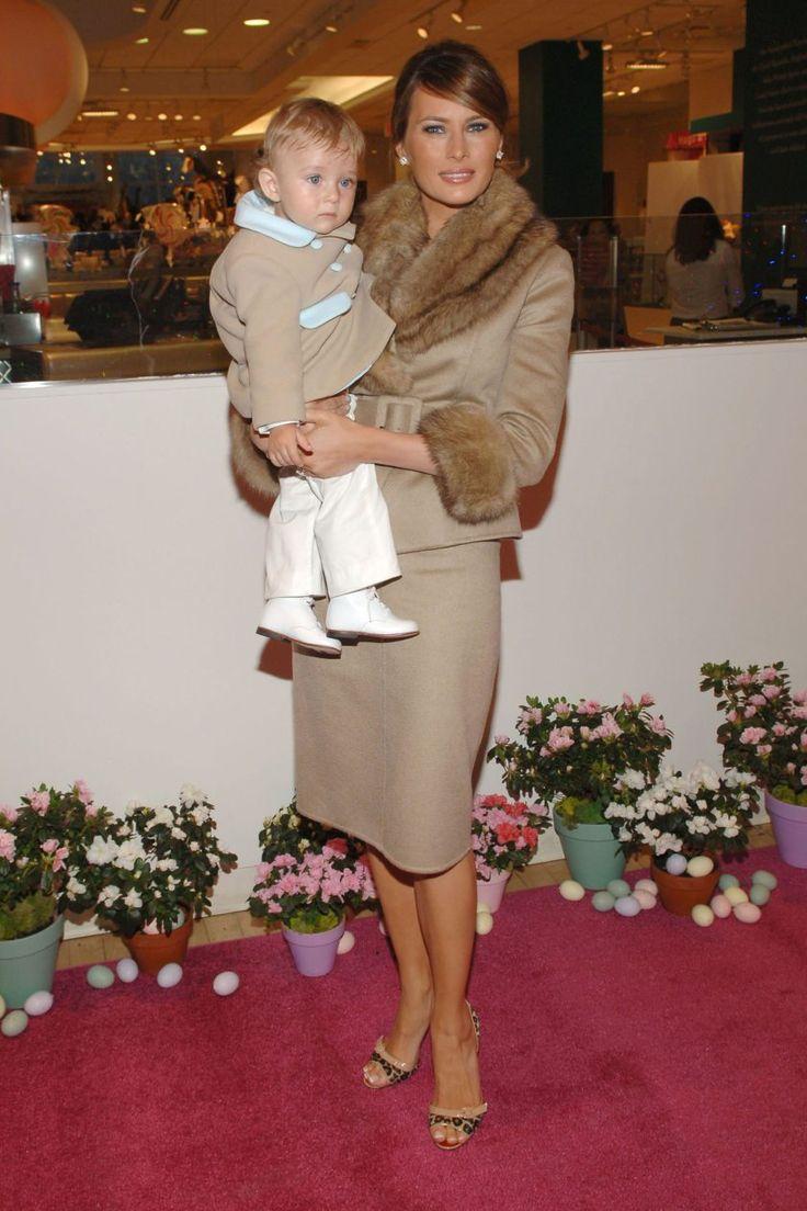 Fichier de style Melania Trump - Fashion Style Mag