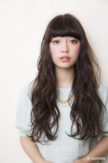 黒髪ロングヘアーの魅力をご紹介♡ | folk