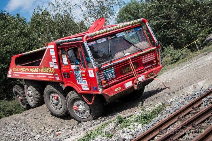 Tatra 813 8x8 Truck