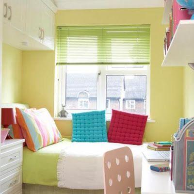 warna cat kamar tidur ideal