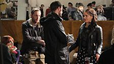 BBC Two - Behind the scenes of episode 3 - The Fall, Series 2, Episode 3 - Behind the Scenes of episode 3