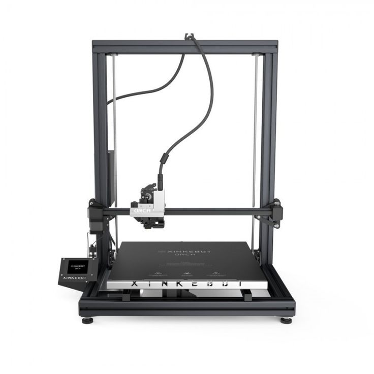 Buy Xinkebot ORCA 2 Cygnus Dual Extruder Large Format 3D Printer with Auto bed leveling : Industrial & Scientific.