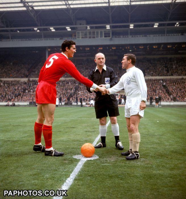 FA Cup Final - Leeds United v Liverpool - Wembley Stadium