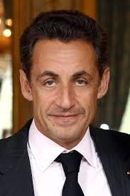 Président France 2007 : Nicolas Sarkozy
