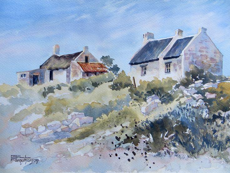 Cottages - Struisbaai