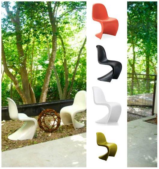 Szukasz alternatywy dla krzeseł ogrodowych rattanowych. Z powodzeniem w ogrodzie i na tarasie sprawdza się krzesło Pantone Hover.   https://goo.gl/ThnfcT