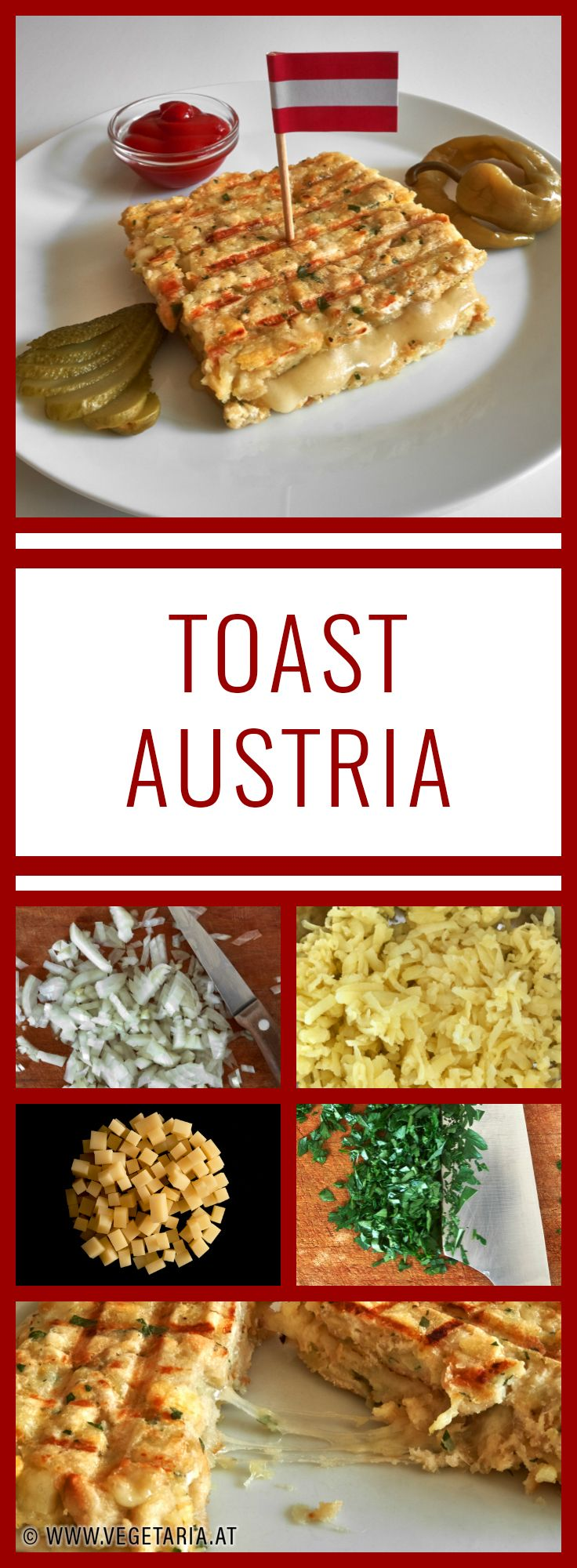 Forget about Toast Hawaii and get ready for Toast Austria !