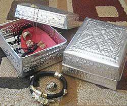 Aluminum Handicrafts - Rectangle box