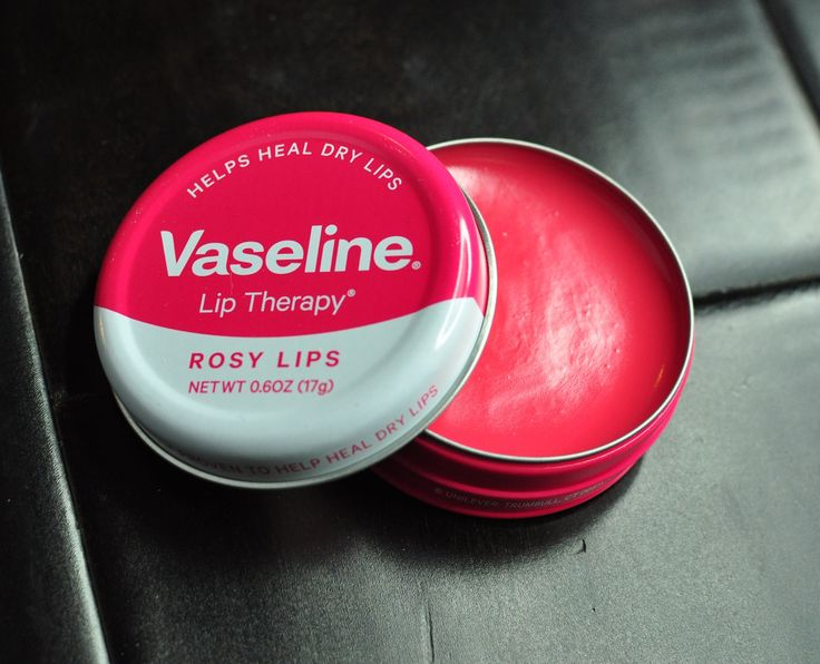 This stuff is amazing. Up there with my all time fave Burts Bees in Sweet Violet. Vaseline Lip Therapy Tin Rosy Lips.