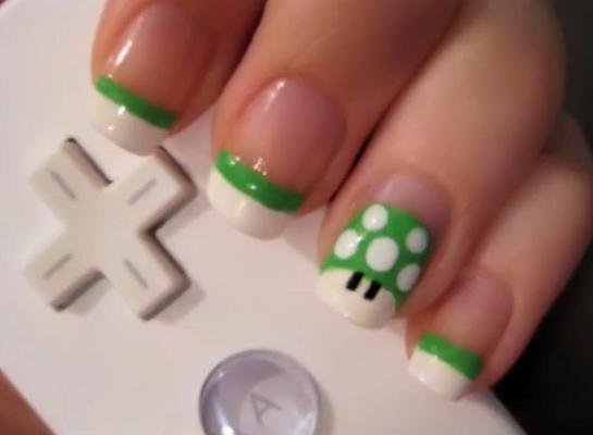 Mario 1up mushroom
