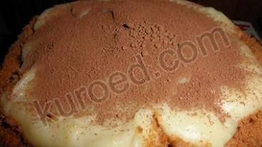 Абрикосовый хлебный пудинг Абрикосовый хлебный пудинг из хлебных крошек с заварным кремом