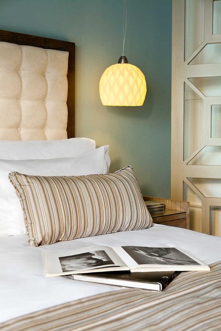 Sani Beach Hotel Room Detail.    Location: Halkidiki, Greece