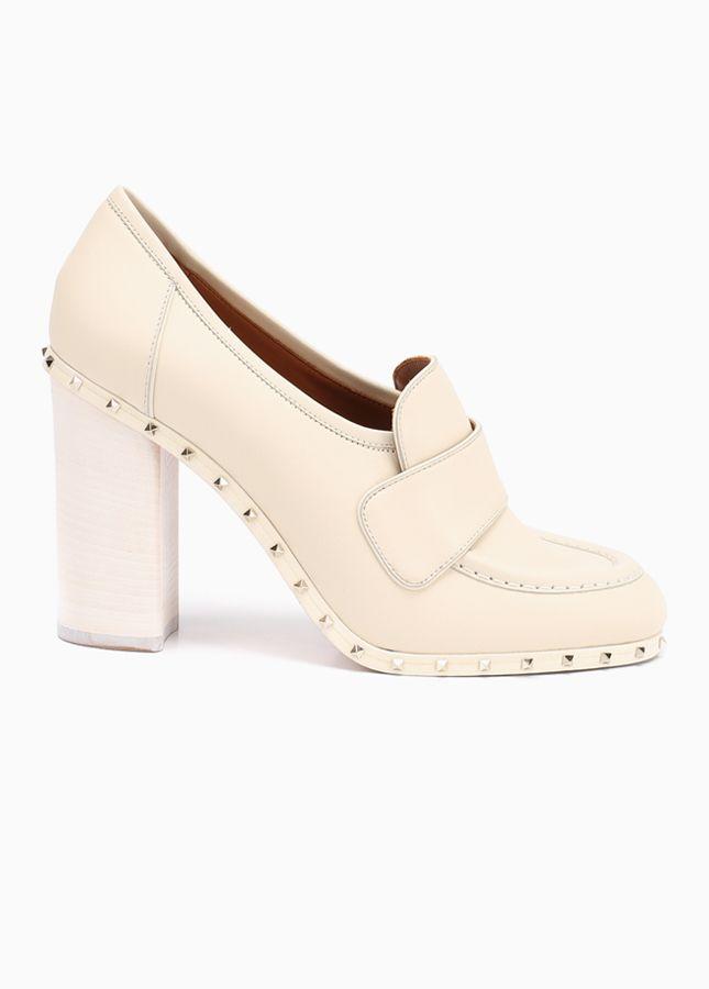 Модные туфли весны 2017 на устойчивых каблуках необычной формы: лучшие модели на фото | Vogue | Мода | Выбор VOGUE | VOGUE