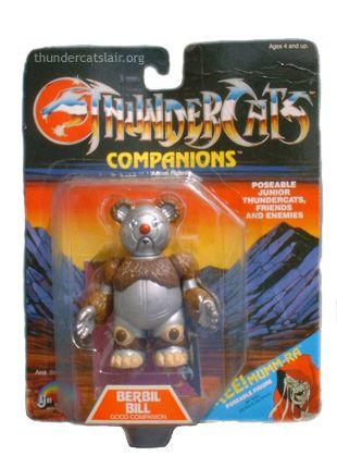 thundercats berbil bill | berbil bill 7 back assortment number 3544 description the berbils are ...